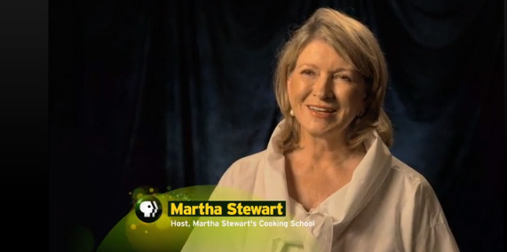 Martha Stewart discusses her new show